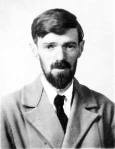 DH Lawrence (Attribution WikiCommons)